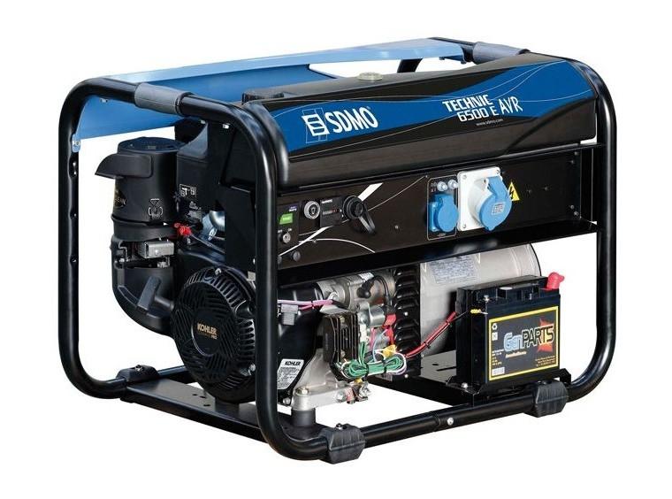 TECHNIC 6500 E AVR C5